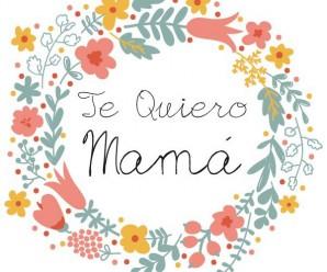 Hermosa carta de amor para una madre